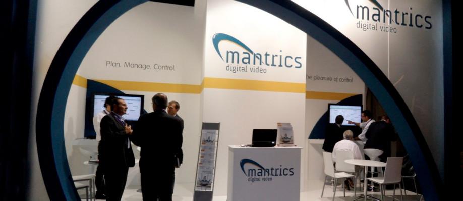 Mantrics IBC Amsterdam